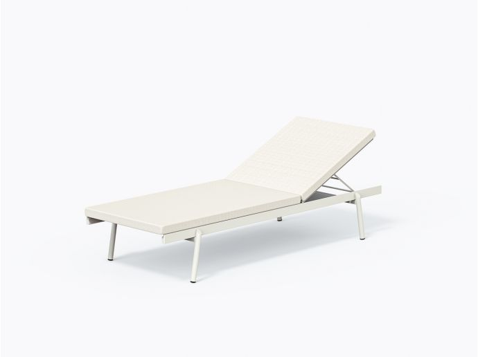 Sun Lounger - Rail
