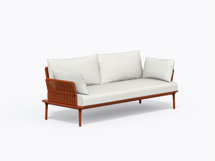 Lounge Sofa - Reva Twist D